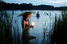 "Svetloyar Lake (Russie): a prototype for Kitezh, the ""Russian Atlantis."""
