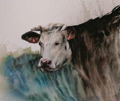 """Yann Lesacher, artiste sympathique, qui prend le temps de discuter et qui """"croquise"""" la Bretagne par ses contours avec une touche d'humour en bas de page pour le plus grand bonheur de ses lecteurs..... et il croque aussi superbement bien  les vaches, les chevaux et les poules.  http://yal.over-blog.com/"""