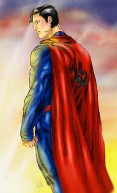 Superman of Today by Forty-Fathoms on deviantART