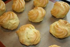 Croquembouche, Eclairs, Churros, Bread Baking, Garlic, Food And Drink, Vegetables, Baking, Vegetable Recipes