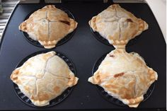 The simple new hack that Kmart pie maker mums swear by - New Idea Food: Recipes, Cooking & Food Ideas Easy Baking Recipes, Cooking Recipes, Cooking Food, A Food, Food And Drink, Food Bowl, Mini Quiche Recipes, Waffle Maker Recipes, Cake Pop Maker