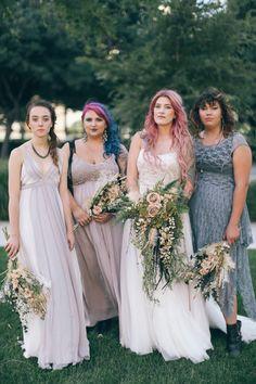 vintage wedding...flowers...Cinderella Photography » Chattanooga, Tennessee   Amarillo, Texas Wedding PhotographyDowntown Polk St. - Hipster Style Wedding