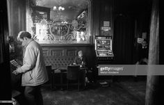 Customers in the Lord Nelson pub in the Old Kent Road, south London, Get premium, high resolution news photos at Getty Images South London, London Photos, Vintage Pictures, Still Image, Britain, Old Things, Lord, 1980s, News