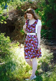 ~Ruffles And Stuff~: Dress Refashion (Tutorial)