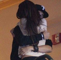 One more hug ❤