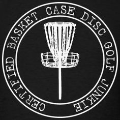 Lots of great unique disc golf shirts and designs without a brand name on them. Just cool graphics and a huge selection of awesome disc golfer gear - if you dont like it use our designer and make it your own! THATS RIGHT YOU CAN EVEN MAKE CUSTOM DISC GOLF SHIRTS! Like our designs Let us help you create your tournament logo!