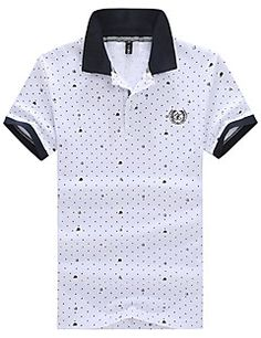 Camisetas ( Algodón Orgánico )- Casual Cuadrado Manga Corta Polo Ralph Lauren, Polo Shirt, Mens Tops, Shirts, Fashion, Men's Clothing, T Shirts, Men, Moda