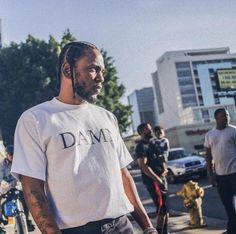 """Kendrick Lamar """"DAMN. """""""
