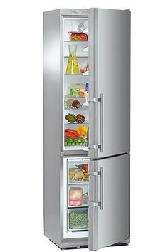 Just 24 inches wide and 78 inches tall, this slim refrigerator is built like a supermodel yet roomy enough for a couple cases of low-carb beer. About $2,440, Liebherr Appliances. | thisoldhouse.com