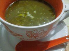 "Na cozinha com Nane Saraiva: ""SOPA DETOX DUKAN"""