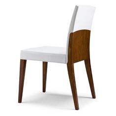 Restaurant chair / contemporary / with armrests / upholstered CHARME by Edi & Paoli Ciani Montbel