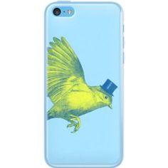 Mon choix final ! Dapper Sparrow (yellow)  Par Terry Fan  pour Apple  Iphone 5 C