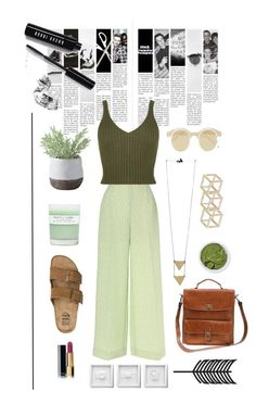 """love the look"" by isabella-singery ❤ liked on Polyvore featuring Emilia Wickstead, Torre & Tagus, A.P.C., Billabong, Chanel, Le Specs, Folio, Bobbi Brown Cosmetics and Topshop"