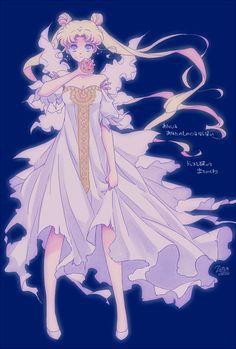 World of Eternal Sailor Moon — Fanart byじじ山.
