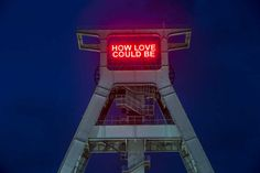 """visual-poetry: """" »how love could be« by tim etchells (+) [via] """""""