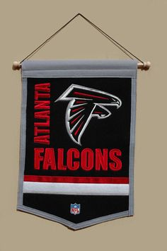 Very cool Atlanta Falcons NFL Traditions Banner | Man Cave Kingdom