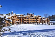 Grand Lodge - 6 bedroom : Deer Valley : Utah Villas - United States Villas