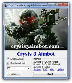 Download Crysis 3 Aimbot and Wallhack