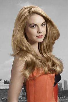 """Trendfrisuren 2013"" Light Volume for long hair - Wonderful!"