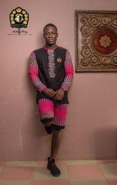 Ghana's Eketino Presents Cutting Edge Collection Entitled The T.I.N.T Design