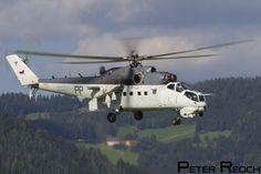 3370 / Czech Air Force / Mil-24V Hind