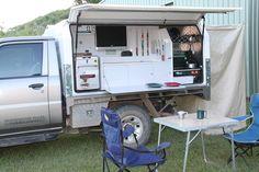 Ute Mate Slide on Camper OzRoame web