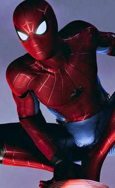 New spiderman costume adult Films Marvel, Marvel Art, Marvel Heroes, Marvel Avengers, Marvel Cinematic, Marvel Comics, Spiderman Art, Amazing Spiderman, Spiderman Images