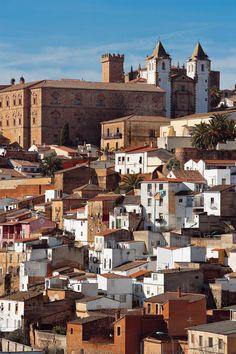 Vista de Cáceres. Fotógrafo: Fernando Madariaga / ICEX