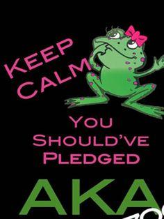 It's not my fault you didn't want to be on a winning team. Aka Sorority Gifts, Alpha Kappa Alpha Sorority, Delta Sigma Theta, Sorority Life, Pretty In Pink, Pretty Girls, Greek Paraphernalia, Divine Nine, Pink Apple
