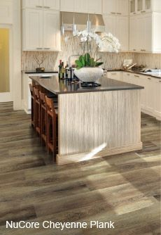 NuCore Kitchen Waterproof FlooringFloor Decor