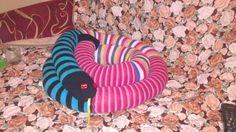 Skarpetkowy wąż