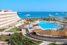 The Royal Palace Hotel is a contemporary resort built on 20 acres of fabulous beach front landscape. It is located only 5 min from Hurghada city center. #beach #beautiful #hotel #beachfront #holidays #family #egypt  http://thebeachfrontclub.com/beach-hotel/africa/egypt/hurghada/hurghada-9/royal-palace-hotel/