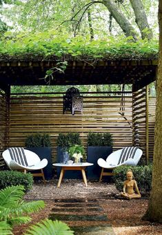 60 Creative Privacy Fence Ideas For Gardens And Backyards