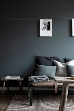 Swedish estate agents Fastighetsbyrån let stylist Hans Blomquist loose in a Swedish apartment, and the results are breathtaking.