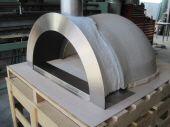 Zesti woodfire oven