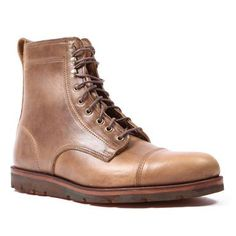 Rancourt & Co. Shoecrafters Knox Boot (Wedge Sole)