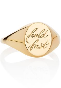 Yellow Gold 'Hold Fa