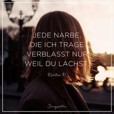 So beautiful. When your child smiles at you and all worries are gone . Song Lyric Quotes, K Quotes, Lyrics, German Quotes, Child Smile, Life Philosophy, Self Confidence, Relationship Quotes, Breakup