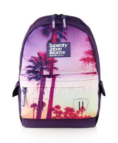 d6dc09292e9aa Mens - Palm Beach Montana Rucksack in Paradise Purple