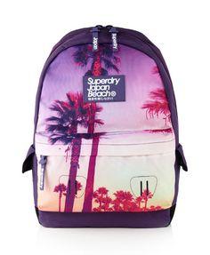 533ff6abe0 Mens - Palm Beach Montana Rucksack in Paradise Purple