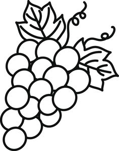 """Résultat de recherche d'images pour """"raisin dessin"""""""