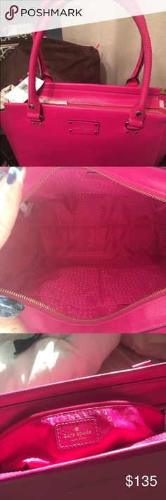 Authentic Kate Spade bag NWT plus dust bag Bags Shoulder Bags