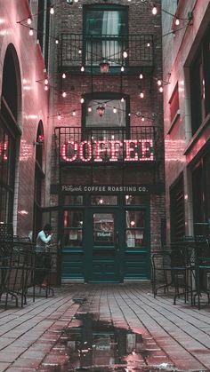Que te pareceria estar juntos en esa cafeteria compartiendo un cafe los sueños y la vida