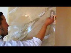 peinture décoration - YouTube