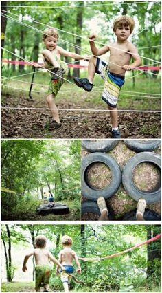 35 Ridiculously Fun DIY Backyard Games That Are Borderline Genius - Page 2... #outdoordiygames