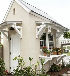 garden shed... @Kiril Menshikov Menshikov Menshikov Menshikov Bernard Tucker Styleitchic
