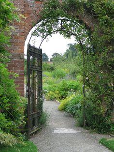 sing-a-song-o-sixpence: Berrington Hall Gardens, Leominster, UK