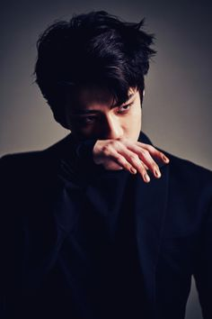 Sehun - 160609 'Monster' album digital booklet photo Credit: SM Entertainment.