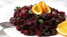 Секрет салата — изумительная заправка из сока апельсина и бальзамического уксуса! Берите рецепт на заметку! …