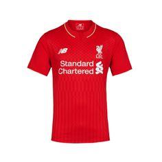 LFC 15/16 Kids Short Sleeve Home Shirt, £41.99